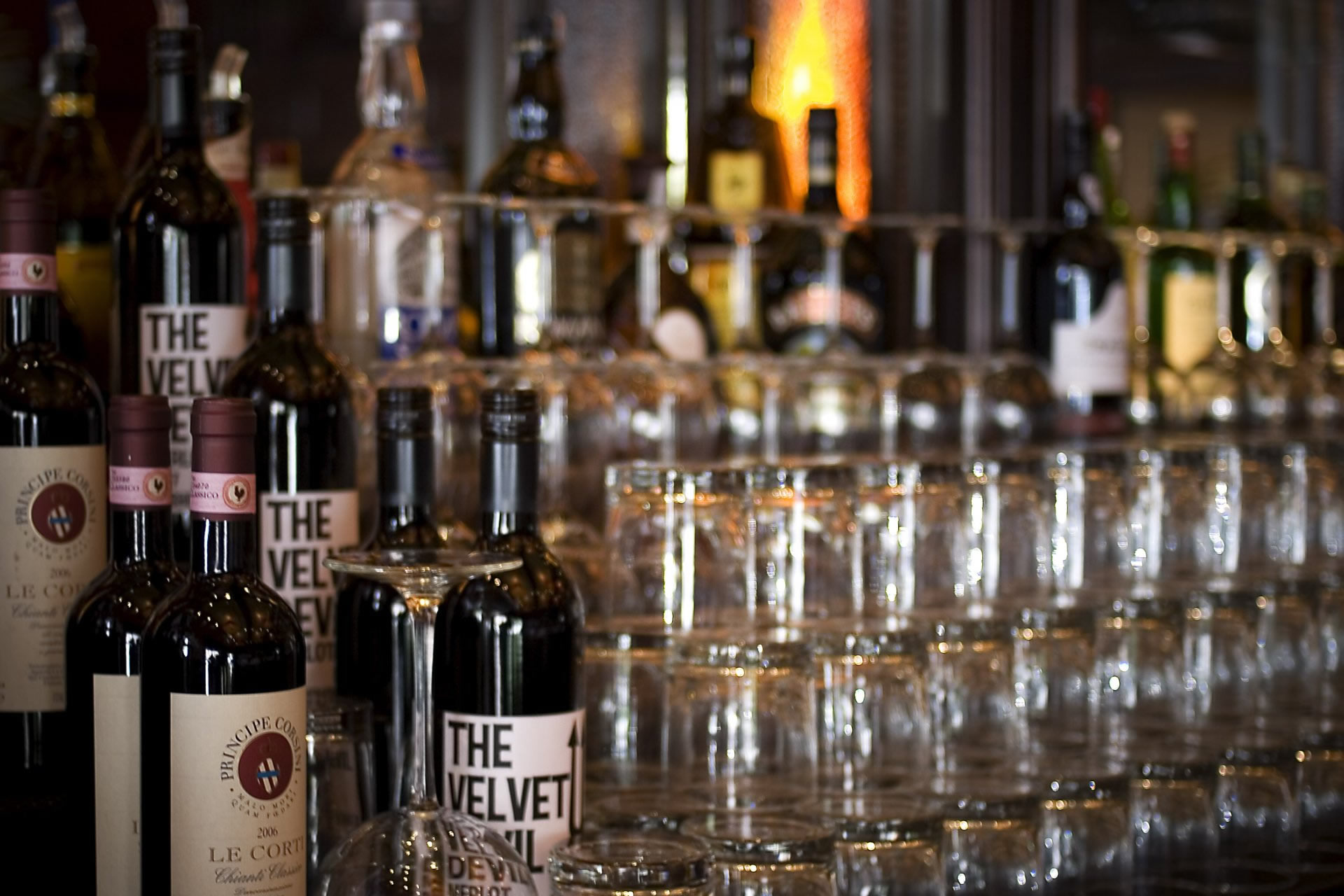 Private Events Bar Packages